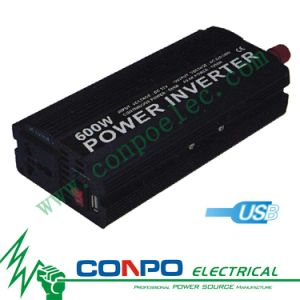 Modified Sine Wave Power Inverter 8600U 600W With USB pictures & photos