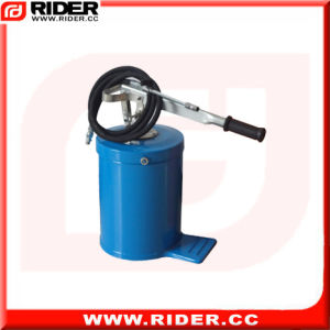 10L Hand Operated Grease Pump Manual Grease Dispenser pictures & photos