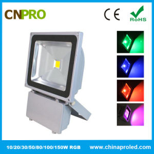 100W LED RGB Flood Light Memory Function pictures & photos