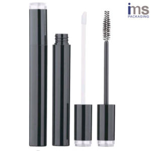 5ml Round Plastic Lip Gloss/Mascara Container pictures & photos