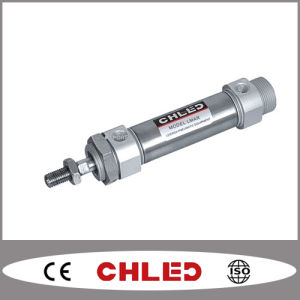 Stainless Steel Pneumatic Mini Cylinder (CM2 CDM2B Series SMC Type) pictures & photos