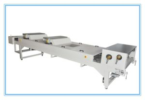 500-800kg/H Powder Coating Air Cooling Belt Cooling Machine pictures & photos