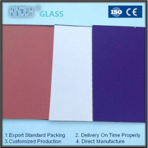 Red, Gold, Blue Reflective Mirror with CE