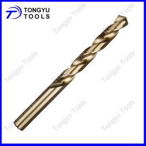 Fully Ground HSS Cobalt Twist Drill Bit