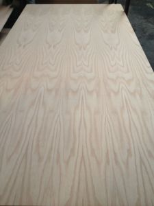 Natural Crown or Flower Grain Red Oak MDF Sales in 12mm 15mm 18mm pictures & photos