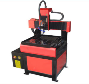 4 Axis Hot Sale 300*300 Mini CNC 3030 Router pictures & photos