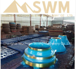 Crusher Parts for Jaw, Cone Crusher pictures & photos