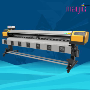 Mcjet 75 Inch Large Format Eco Solvent Digital Printer with 2 Printheads of Epson Dx5 pictures & photos