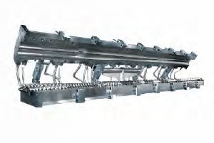 Slj-H Series Twin Screw Extruder pictures & photos