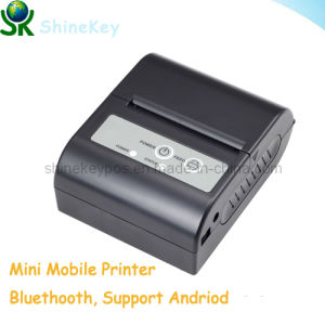 58mm Bluetooth Mobile Printer for POS (SK P100) pictures & photos