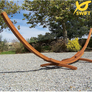 Quilted Color Double Hammock Bed Stand pictures & photos