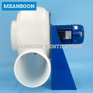 8 Inches Plastic PP Anti-Corrosion Centrifugal Fan for Laboratory Ventilation pictures & photos