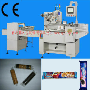 Automatic on Edge Biscuit Packaging Machine (FFW) pictures & photos