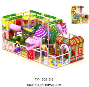 2015 Funny Candy Theme Kids Indoor Playground (TY-150513-3) pictures & photos