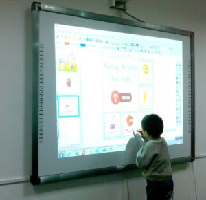Ten User Magnetic Interactive Whiteboard