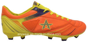 Men′s Soccer Boots Football Shoes with TPU Outsole (815-8532) pictures & photos