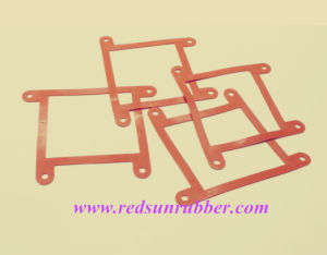 Customized ISO9001 Approved EPDM Rubber Gasket pictures & photos