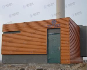 Customized Fully Equipped Telecom Shelter and Cabinet