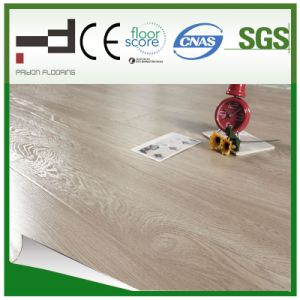 8&12mm Oak Show Embossed Bevel European Style Water Proof Laminate Flooring pictures & photos