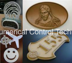 CNC Engraving Machine for PVC Engraving pictures & photos