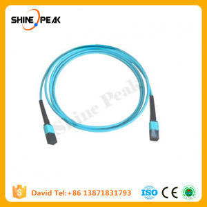 Sc, FC, LC, St, Mu, MTP, MPO, MTRJ, E2000 Optical Fiber Connectors pictures & photos