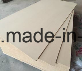 1220X2440X18mm MDF Plain Sheet pictures & photos
