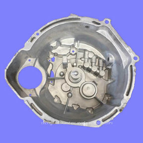 Customized Aluminum Alloy Die Casting of Auto Shell pictures & photos