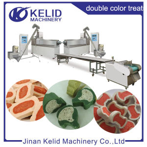 Fully Automatic Industrial Dog Chewing Food Machine pictures & photos