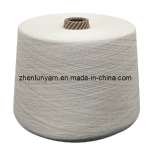 Ring Spun Polyester/Viscose 67/33 Yarn Ne 21/1* pictures & photos
