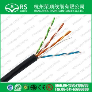 High Performance Cheaper Price with UTP Cat5e CCA LAN Cable