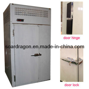 Stainless Steel Quick Freezer for Meat with Single Trolley pictures & photos