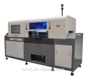 High Speed LED Chip Mounter for 1200mm LED Stripes pictures & photos