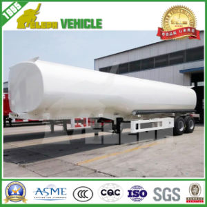 2/3 Axles Volume Optional Fuel Tanker Trailer Oil Tank Truck pictures & photos