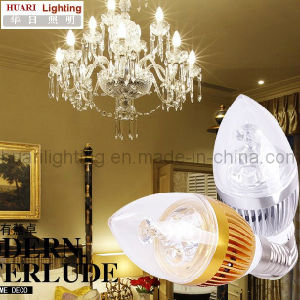 Christmas 3W LED Candle Bulb Light