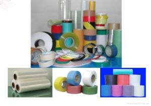 BOPP Film for Package & Lamination & Adhesive Tapes pictures & photos
