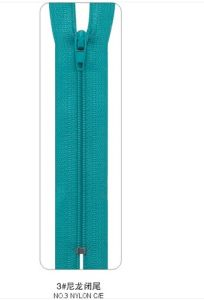 Nylon Zipper C. E a/L Slider for The Lady Trousers