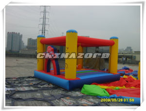 Top Design Fish Theme Bouncer Inflatable Jumper pictures & photos