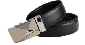 Men Leather Ratchet Belts (A5-1204003) pictures & photos