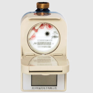 Drinkable Purified Smart Prepaid Water Meter with Brass Body pictures & photos