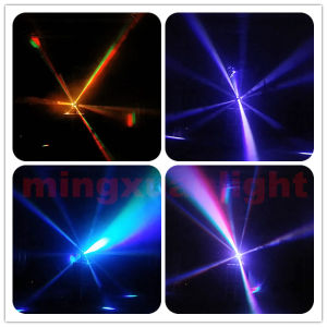 12X10W 4in1 LED Magic Ball Rotating Moving Light pictures & photos