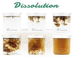 98% Soluble Potassium Humate Flakes pictures & photos