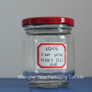Vista Brand Glass Jars for Liquid pictures & photos