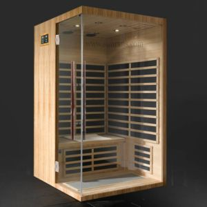 Dry Sauna Cabin SPA for Two Person pictures & photos