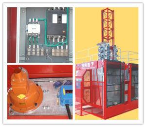 Electric Construction Hoist Construction Material Hoist (SC-200) pictures & photos