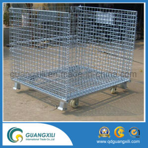 Galvanized Wire Storage Box Iron Hanging for Large Scale pictures & photos
