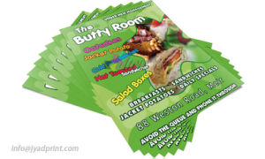 Custom design Printing Servers Advertising DisplyLeaflets/Poster Flyers pictures & photos