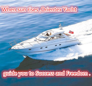 Orientex Luxruy Yacht