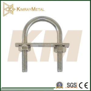 Stainless Steel U Bolt (304/316) pictures & photos