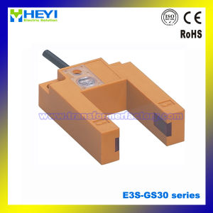 (E3S-GS30 series) Groove Type Photoelectric Sensor Switch pictures & photos