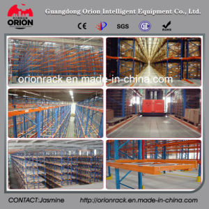 Steel Structure Very Narrow Aisle Display Shelf pictures & photos